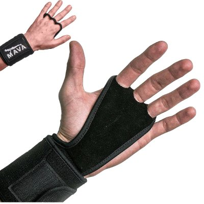Mava Sports Hand Grips with Wrist Support