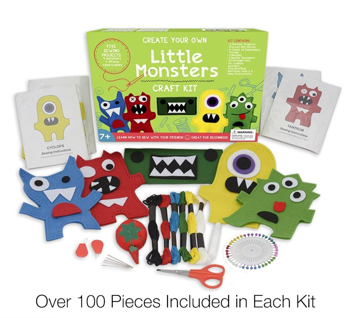 Craftster's Sewing Craft Kit