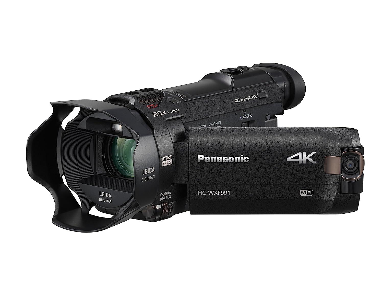PANASONIC HC-WXF991K 4K Cinema-Like Camcorder