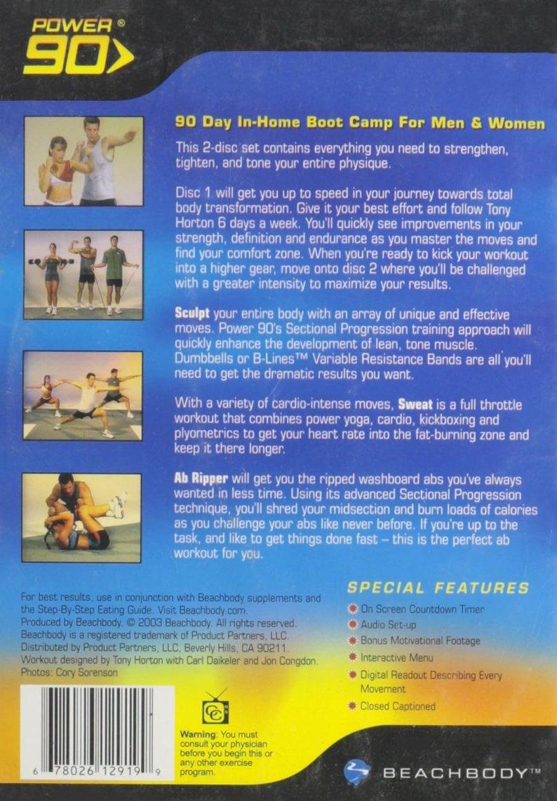 power 90 workout | Amtworkout co