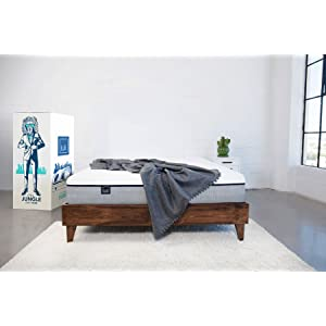 Lull 10-inch Gel Memory Foam Mattress | Queen Mattress
