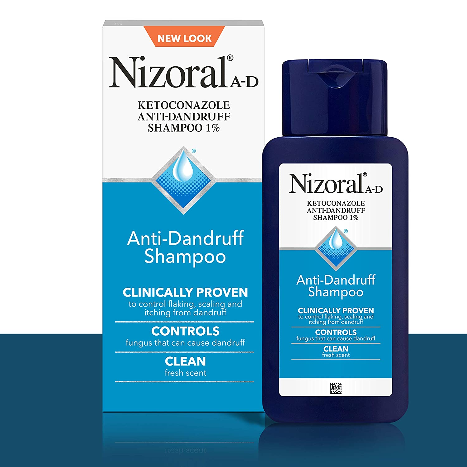 Nizoral Anti-dandruff Shampoo Value 7oz Twinpack, 14 Fl Ounce