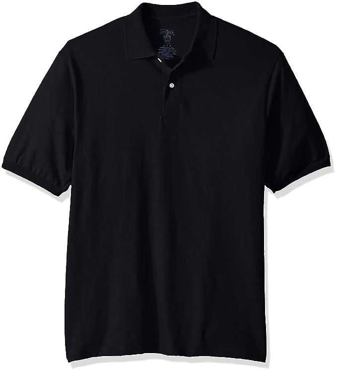 Camiseta negra polo para hombrehttps://amzn.to/2EfrE8K
