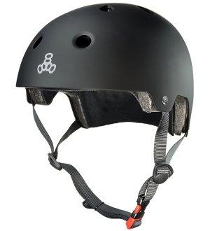 Best Skateboard Helmet: Triple Eight Dual Certified Bike and Skateboard Helmet