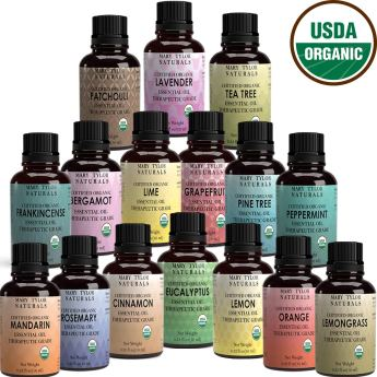 Mary Tylor Naturals Organic Essential Oils