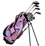 Sephlin - Lady Talia 12 Pcs Golf Club Set and Golf Bag