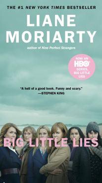 Big Little Lies (Movie Tie-In): Moriarty, Liane: 9780399587207 ...