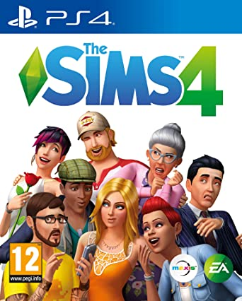 818f79HboSL. SX342  - The Sims 4 PS4 PKG