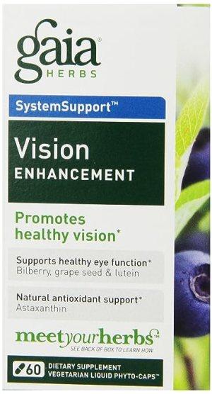Vision Enhancement Gaia Herbs