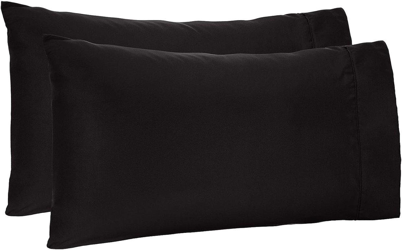 juego de funda para almohadas color negrohttps://amzn.to/2PvXrU4