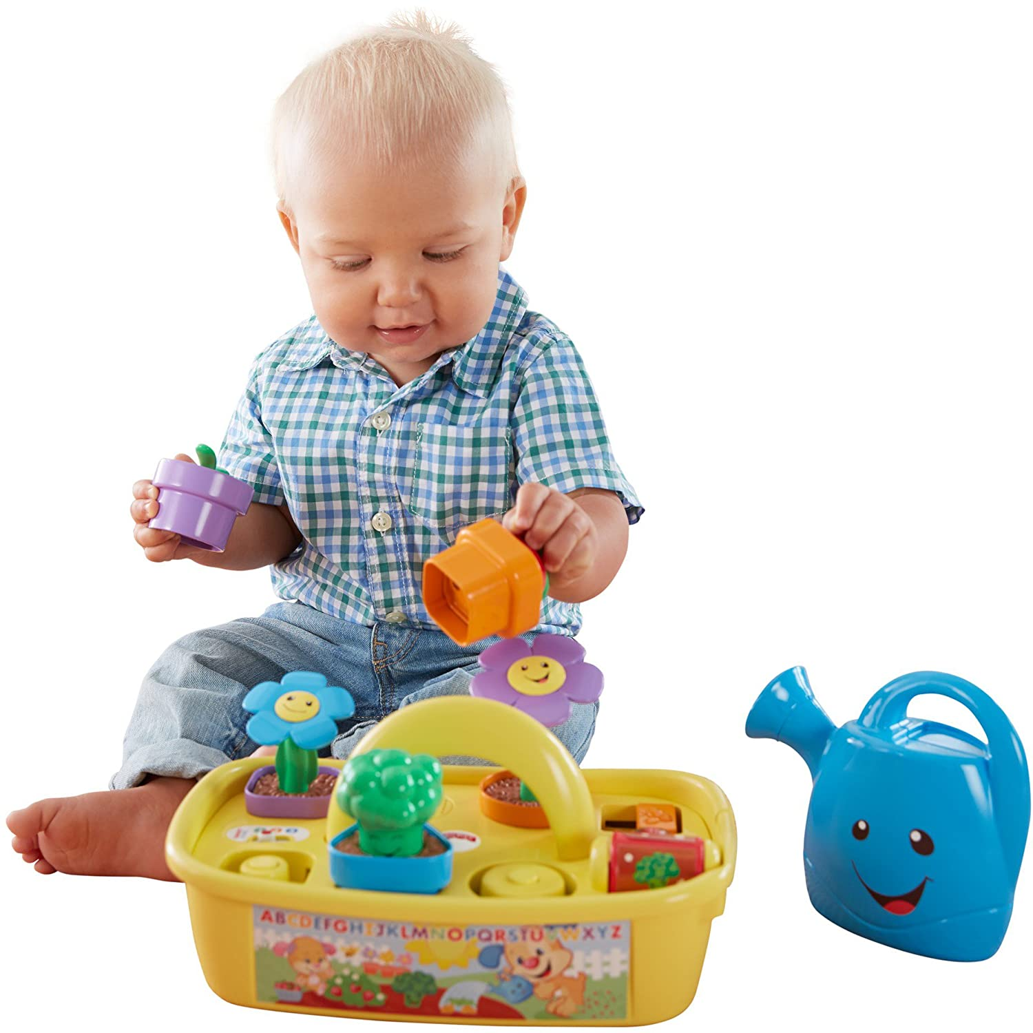 Baby Toys for 1 Year Old to Learn and Grow - YouTube