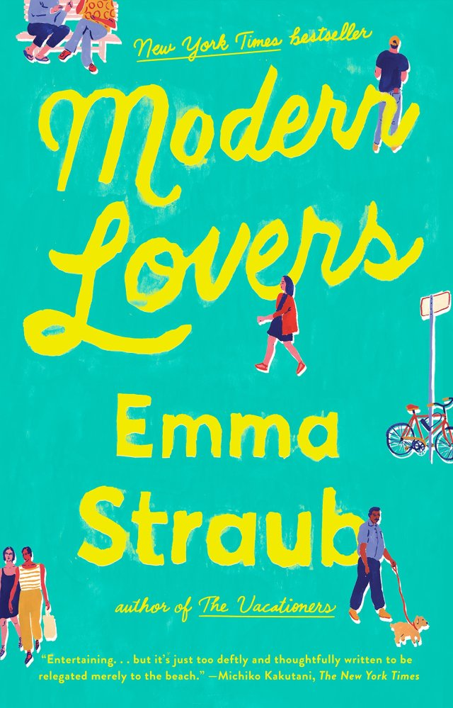 Modern Lovers: Straub, Emma: 9781594634680: Amazon.com: Books