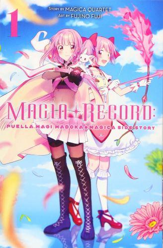 Magia Record: Puella Magi Madoka Magica Side Story, Vol. 1 (Magia Record: Puella  Magi Madoka Magica Side Story, 1): Magica Quartet, Fuji, Fujino:  9781975387570: Amazon.com: Books