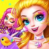 Sweet Princess Candy Makeup