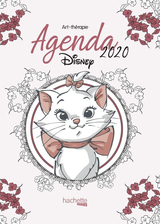 Art-Thérapie Agenda Disney 8 : Disney: Amazon.de: Bücher