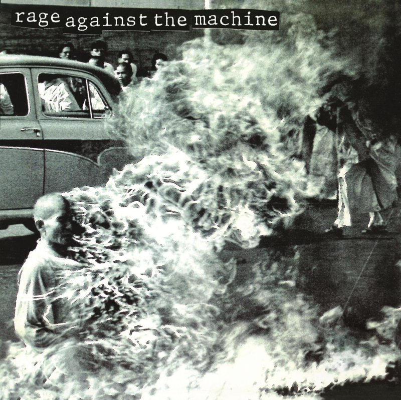 Rage Against The Machine - Rage Against The Machine - Amazon.com Music