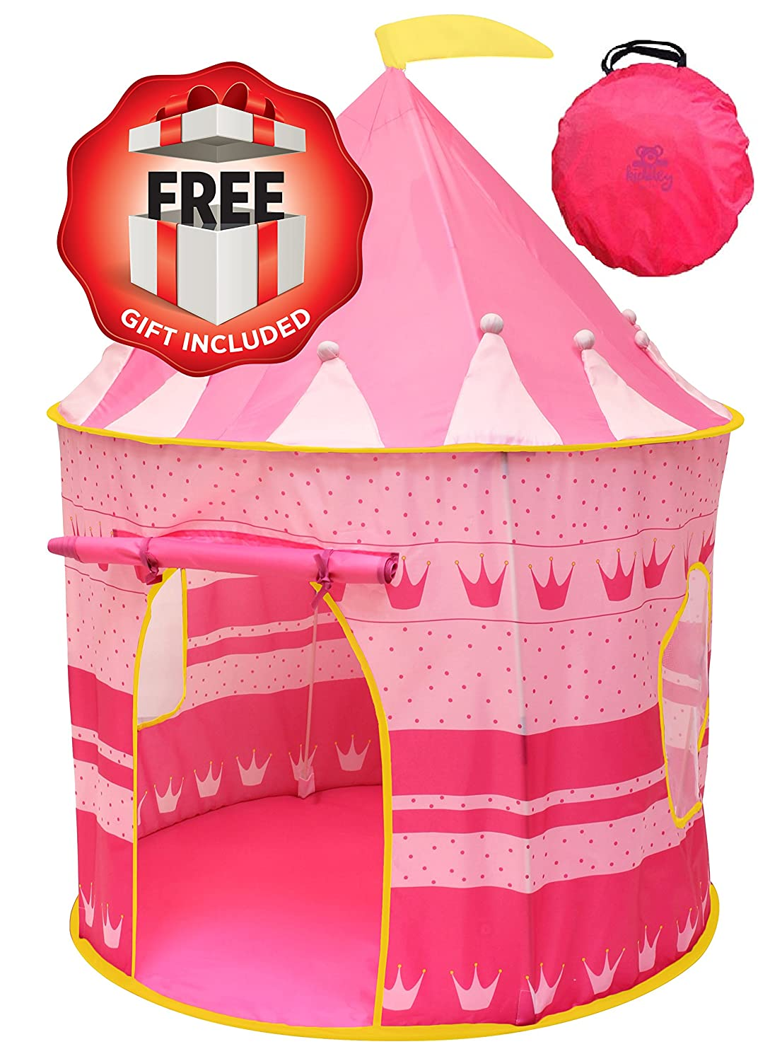 Princess Castle Kids Play Tent