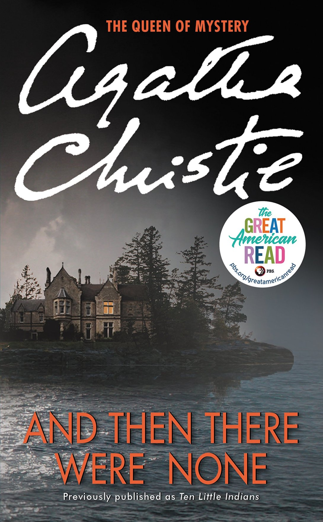 An There Were None by Agatha Christie