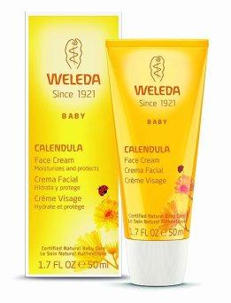 Weleda Baby Calendula Face Cream, 1.7-Ounce