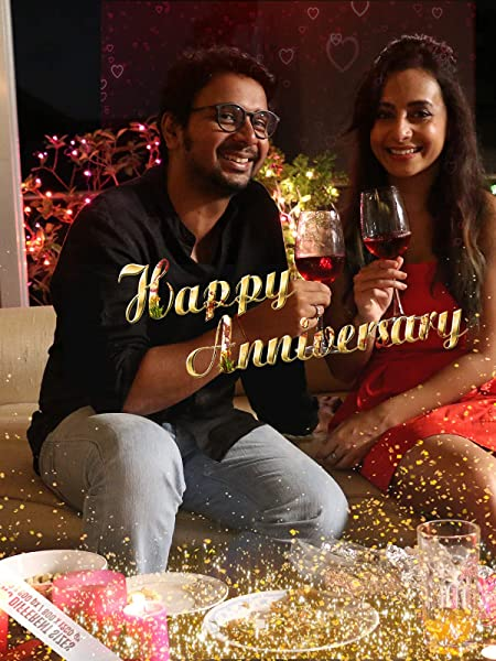 Happy Anniversary (2021) Hindi 720p HEVC HDRip x265 AAC  Full Bollywood Movie 200MB Download