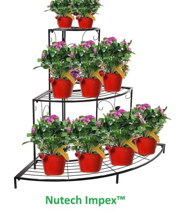 ᐅ Best 10+ indoor plant stands for multiple plants india