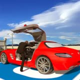 Smart Car Driving School Test 2018: Modern City Airport Car Parking Simulator 3D Games For Free