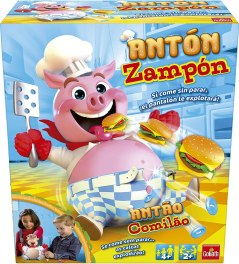 Antón Zampón juego