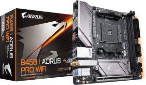 GIGABYTE B450 I AORUS PRO Wi-Fi (AMD Ryzen AM4/Mini ITX/M.2