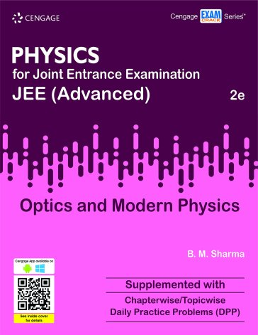 Physics for Joint Entrance Examination JEE Advanced Optics and ...