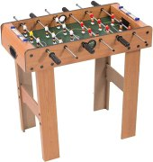 "PROGLEAM 27"" Foosball Table, Easily Assemble Wooden Soccer Game Table Top w/Foo –"