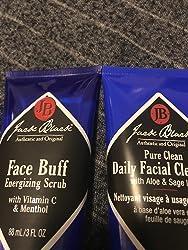Jack Black Face Buff Energizing Scrub Customer Image 3