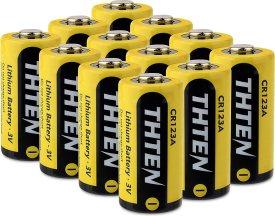 Thten CR123A 3V Lithium Battery