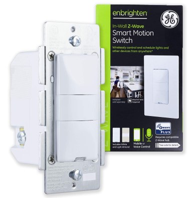 GE Enbrighten Light Switch cool gadgets for women