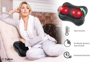 Massager with Heat Function
