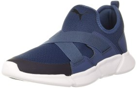 fat burning tip - Puma Unisex's Strider V1 Slip-on Road Running Shoe