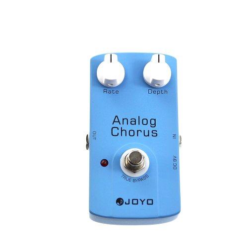 Joyo JF-37 Analog Chorus Guitar Effect Pedal Bass Pedal