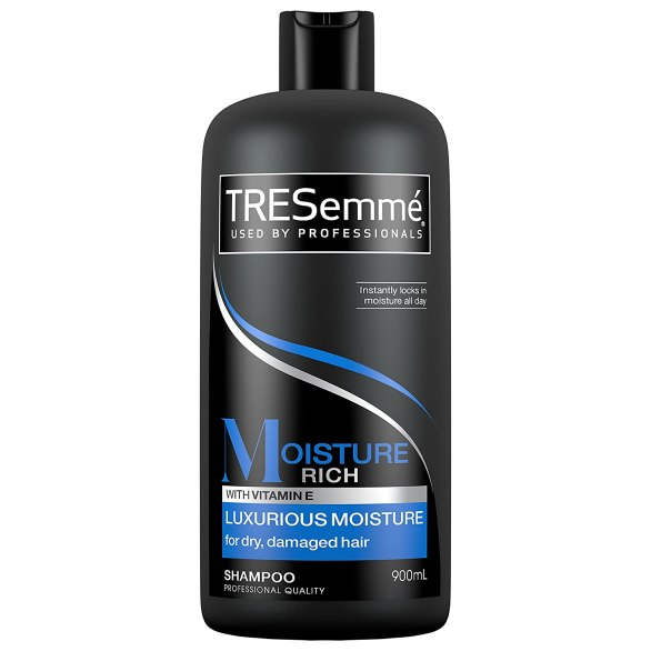 TRESemme Moisture Rich Luxurious Moisture Shampoo, 900 ml - Pack of 4