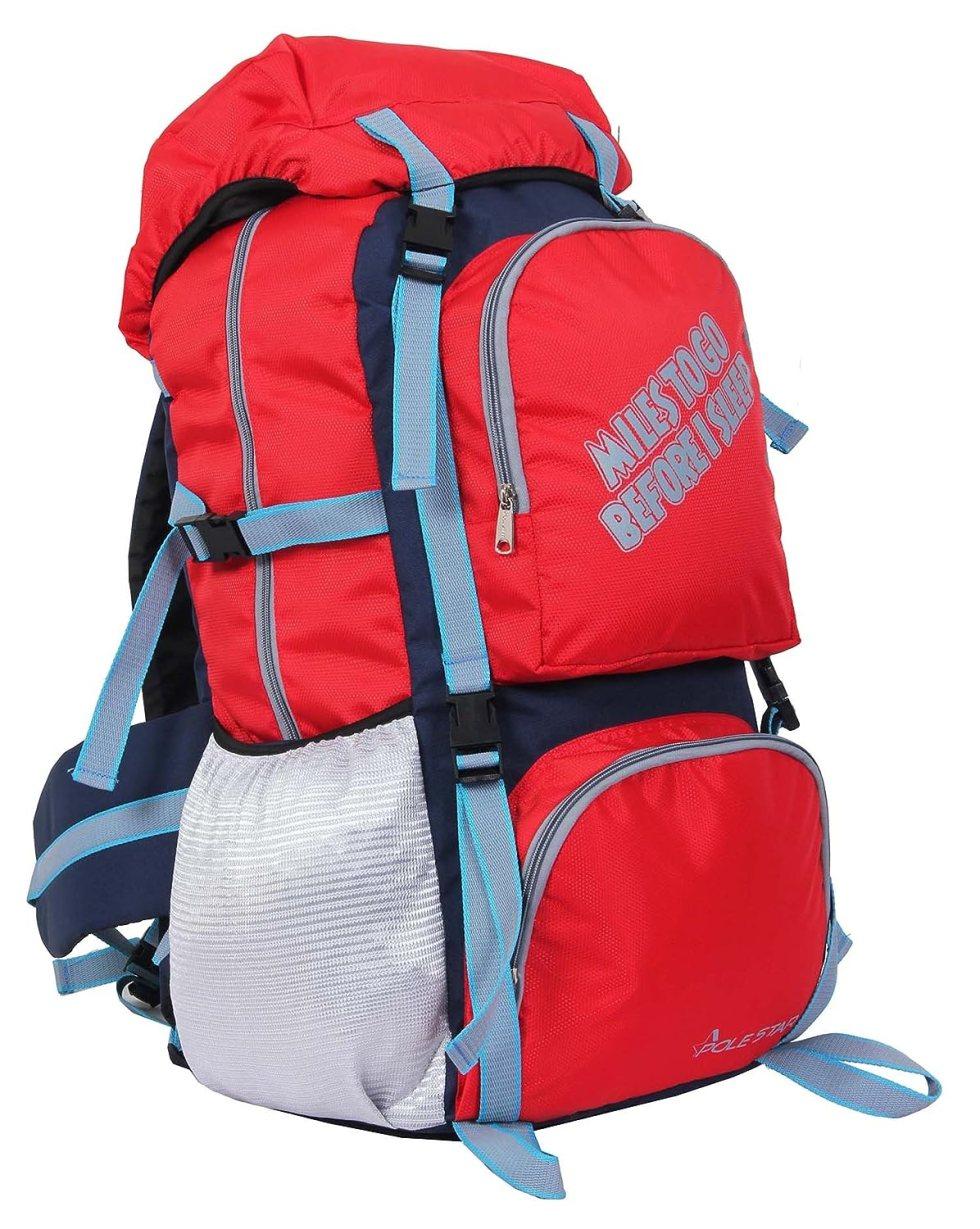 Rocky Polyester Travel Bag 60 Lt Red Weekend Backpack Bag