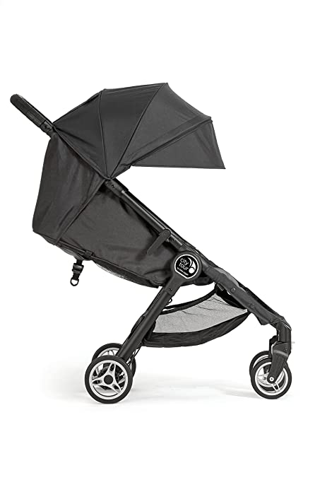 Black Travel Stroller