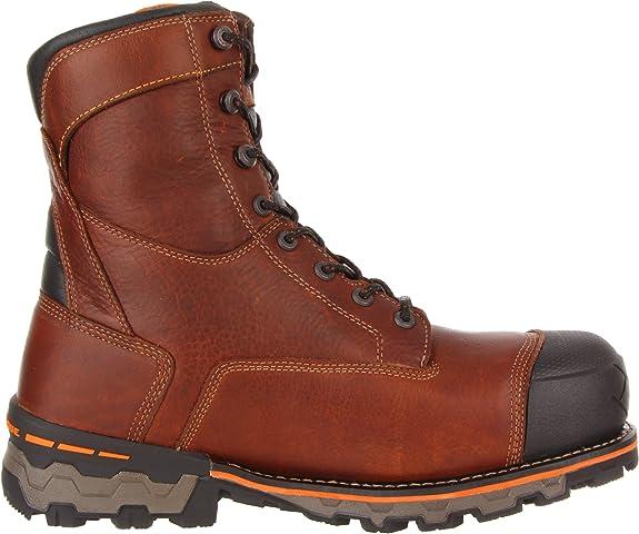 Timberland PRO Men's Boondock Waterproof Steel Toe Work Boot