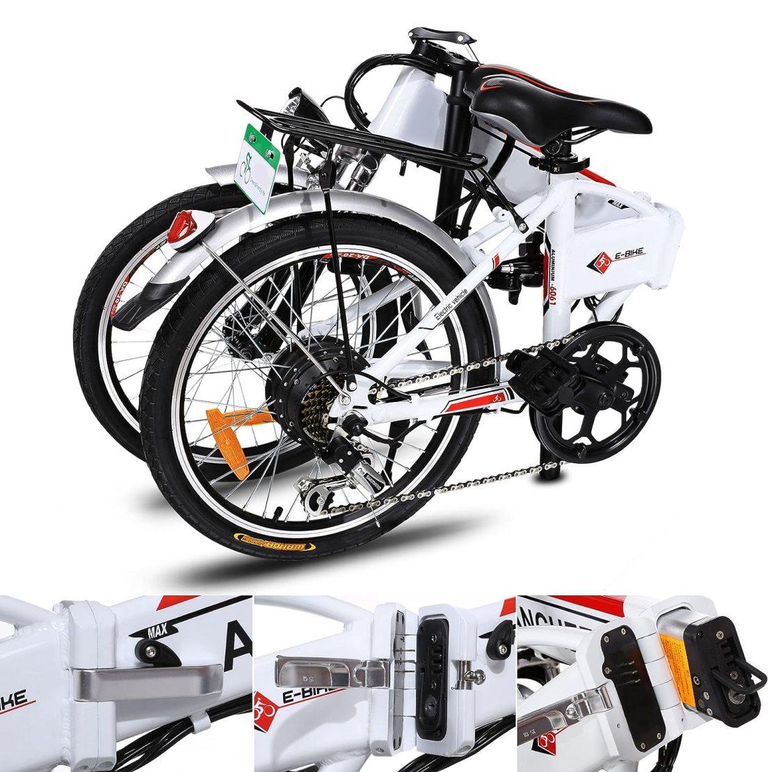 81FQ1qKP7sL. SL1500  - 10 Best Electric Bikes 2019