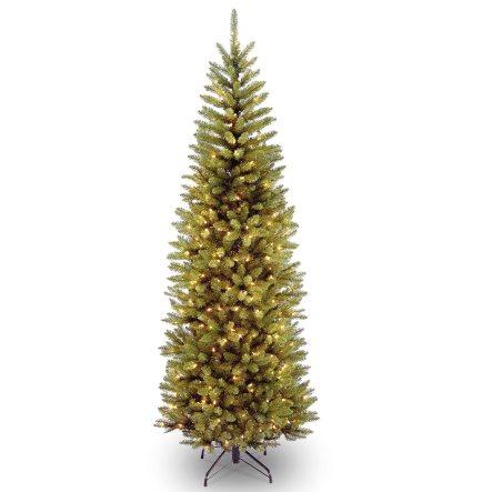 7ft pre lit Christmas tree