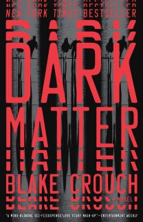 Image result for dark matter book cover