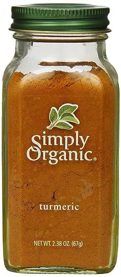Simply Organic Ground Turmeric