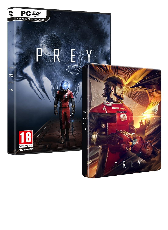 Prey + Steelbook