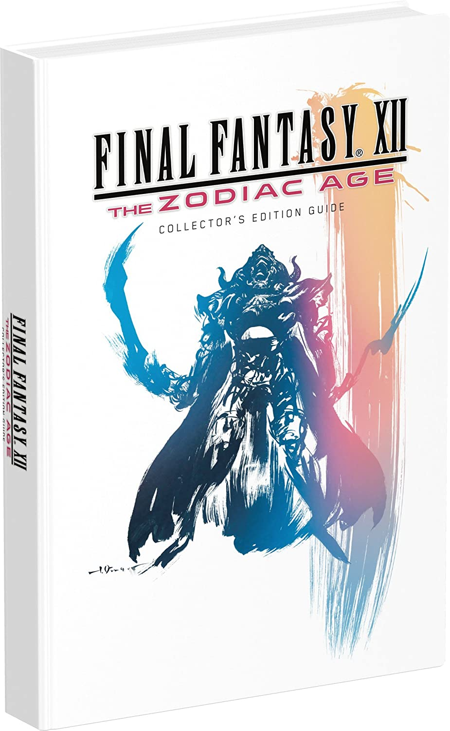 Guide de Jeu Final Fantasy XII: The Zodiac Age Version Française