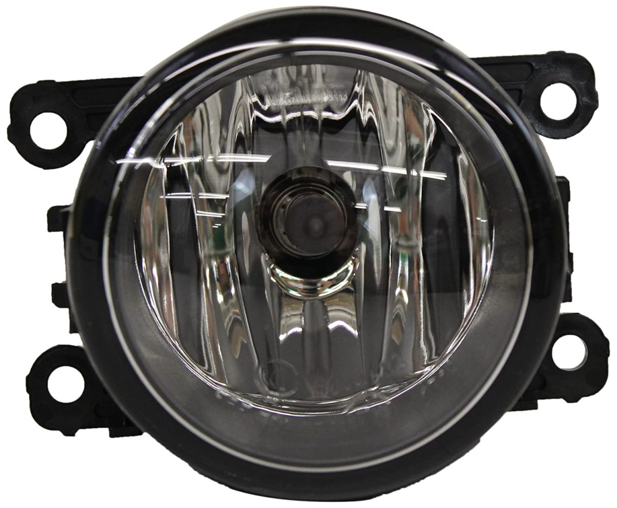 How to Install Fog Lights Genuine Ford 4F9Z-15200-AA Fog Lamp Assembly, Front