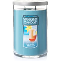 Yankee Candle Large 2-Wick Tumbler Candle, Bahama Breeze