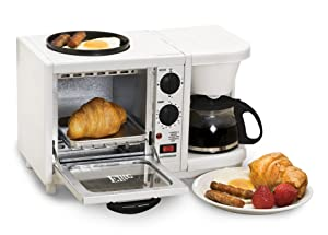 MaxiMatic EBK-200 Elite Cuisine 3-in-1 Breakfast Station