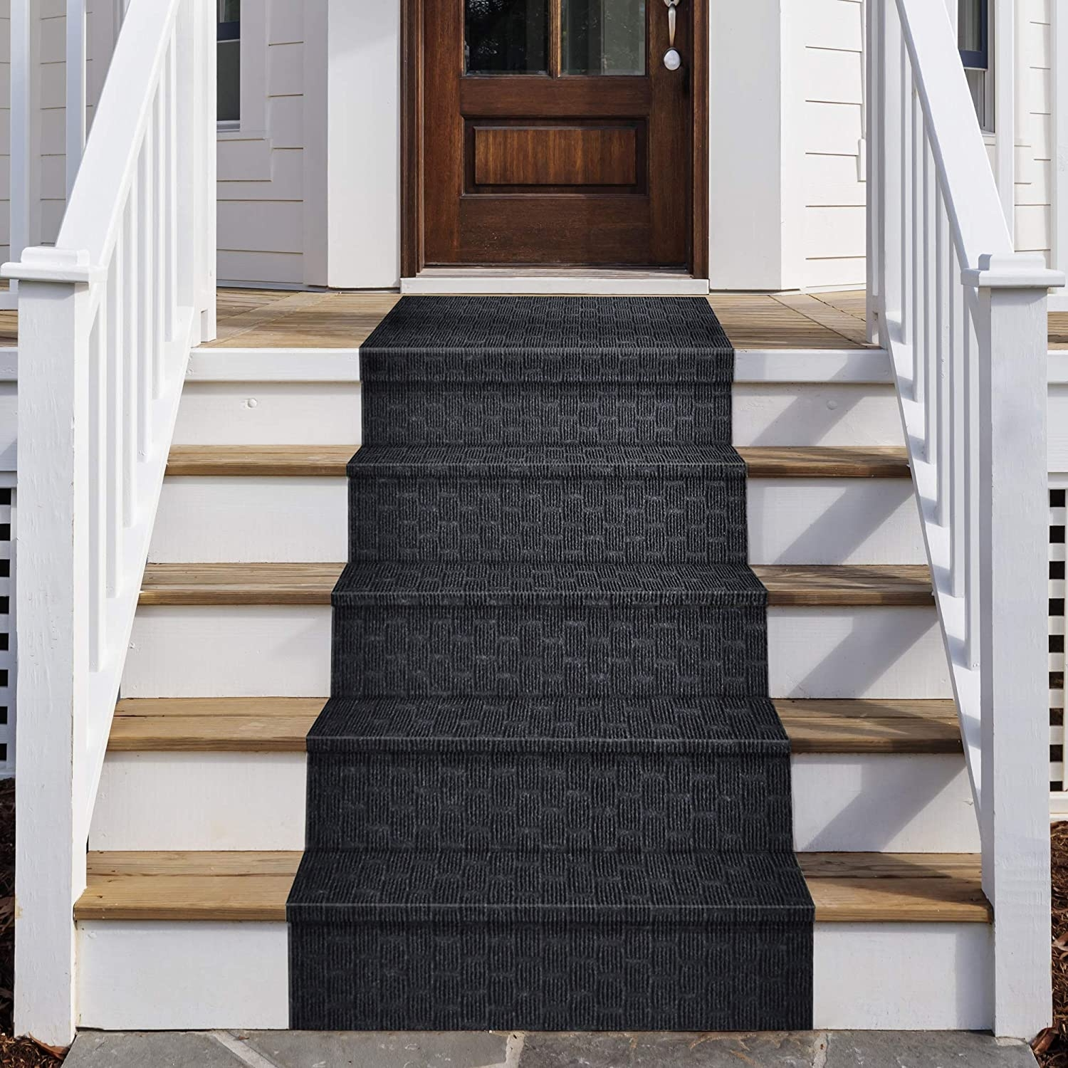 Home Furniture Diy Door Mats Floor Mats Brown Long Wide Stair   Cheap Carpet Runners For Stairs   Wooden Stairs   Stair Railing   Hallway Carpet   Staircase Remodel   Painted Stairs